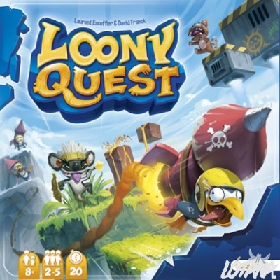 loony quest 2